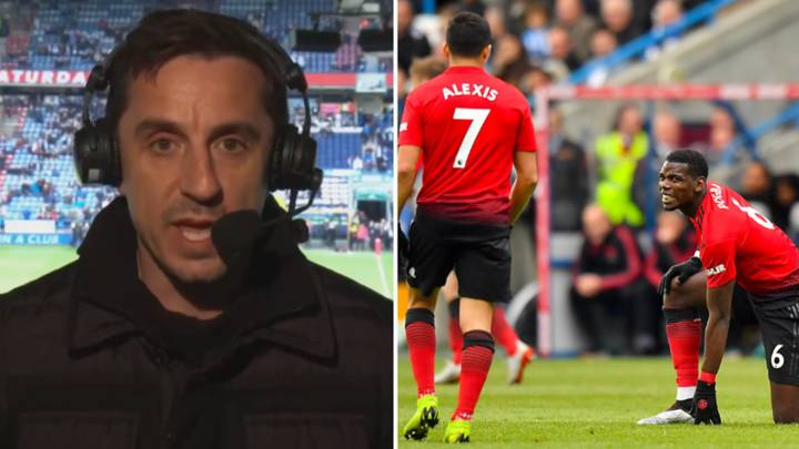 Gary Neville: 'There's Nothing About This Manchester United Team I Like At All'