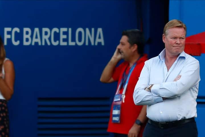 Ronald Koeman Ready To Sell Barcelona's Brightest Academy Talent