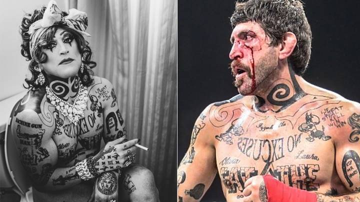 MMA Fighter Diego Garijo Also Performs As A Drag Queen Called Lola
