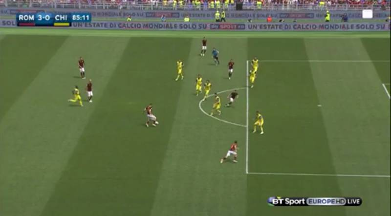 WATCH: Francesco Totti Is At It Again