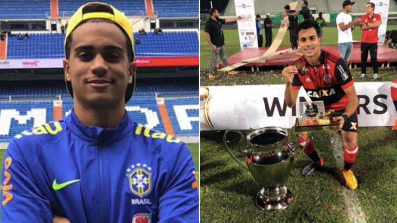 Meet The €70 Million-Rated 16-Year-Old Wanted By The Biggest Clubs In World Football