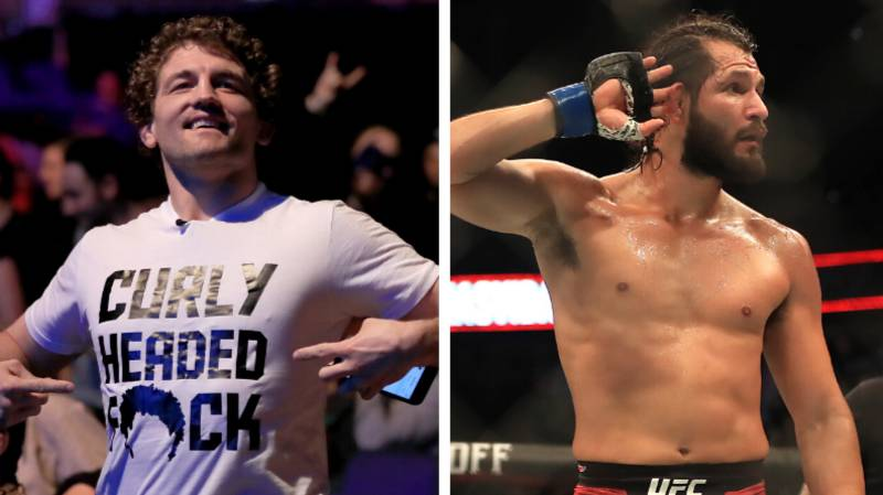 Jorge Masvidal Thinks Former Rival Ben Askren Retired Too Early