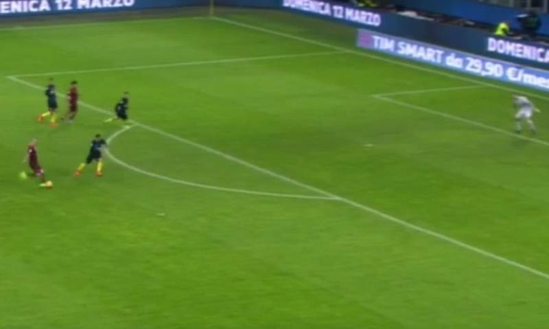 WATCH: AS Roma's Radja Nainggolan Still Only Scores Screamers
