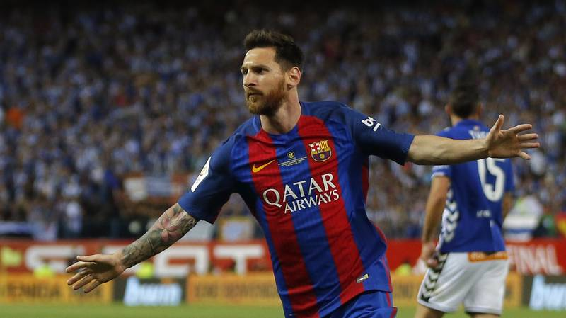 Lionel Messi Broke Yet Another Record Last Night