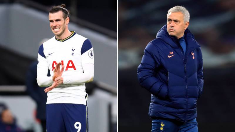 Tottenham Hotspur Management Have Been 'Very Disappointed' With Gareth Bale's Contributions