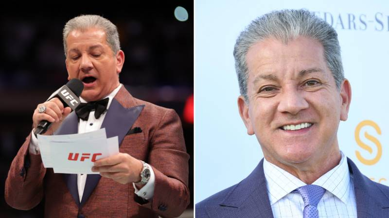 UFC Announcer Bruce Buffer's Huge Net Worth And Salary Revealed