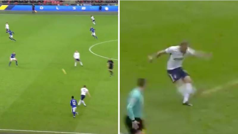 Harry Kane Labelled 'The Best Passer In The Premier League' After Compilation Goes Viral