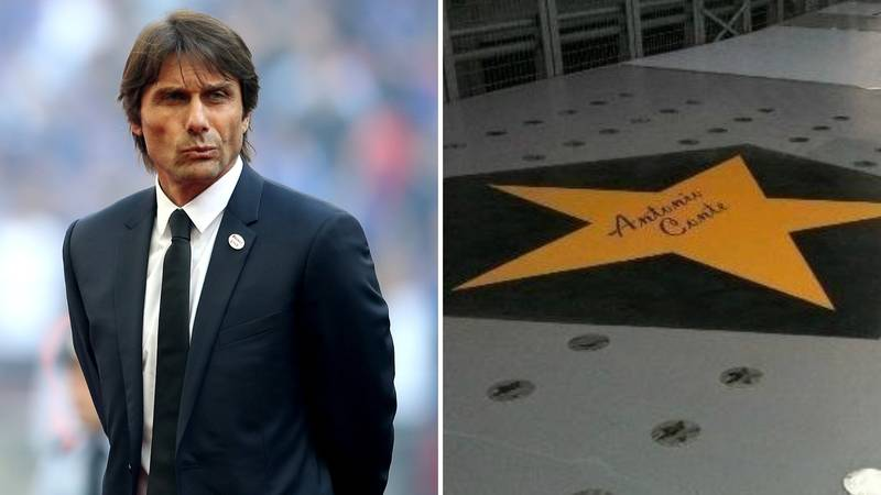 Over 7,000 Juventus Fans Sign A Petition Calling For Antonio Conte's Star To Be Removed