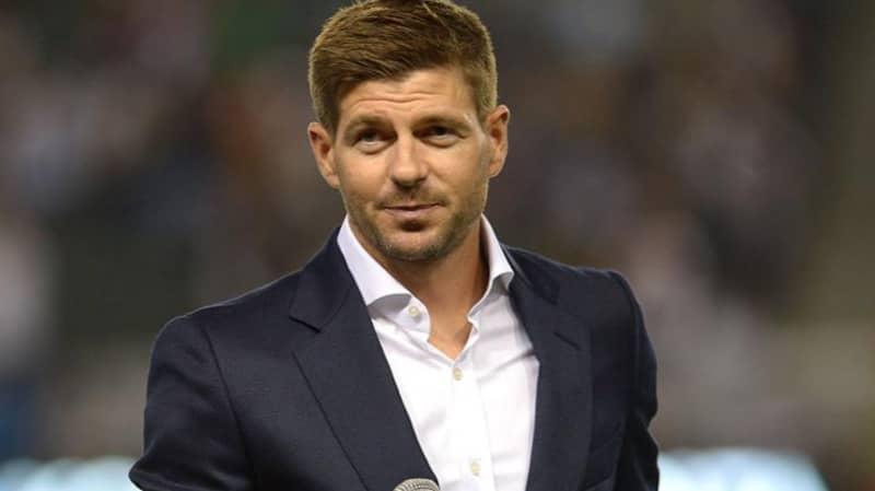 Steven Gerrard Would Leave Rangers For Manchester United, Says Pundit