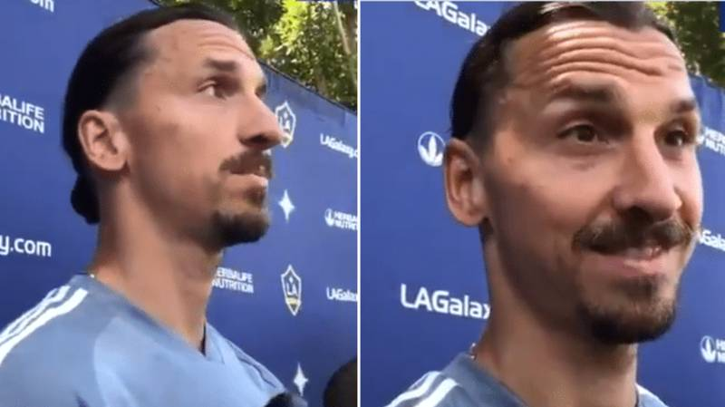 "LA Galaxy Star Zlatan Ibrahimovic Says The MLS Playoff Is ""Sh*t"""