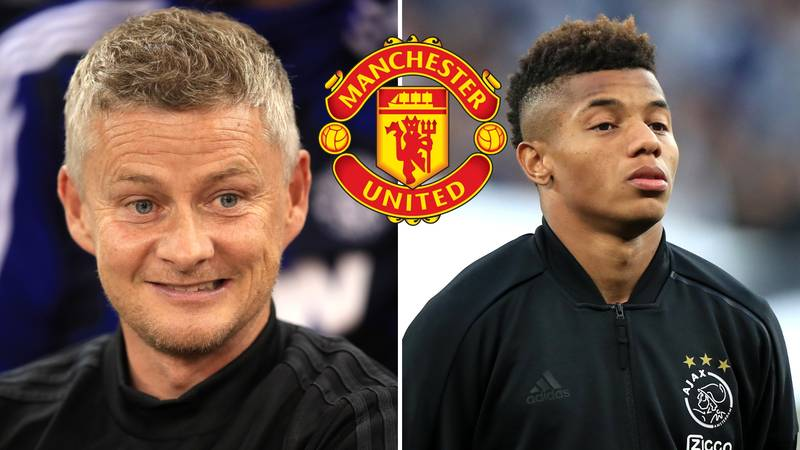 Manchester United Have 'Launched A £46m Bid' For Ajax Star David Neres