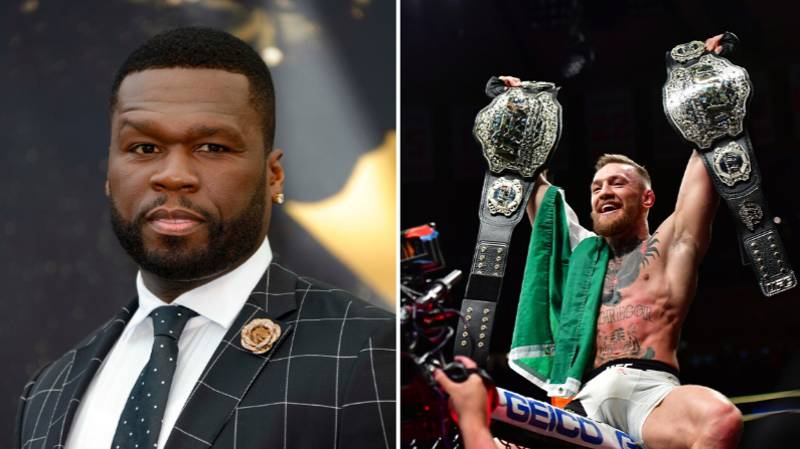 50 Cent Thinks He'd Beat Conor McGregor In A Street Fight