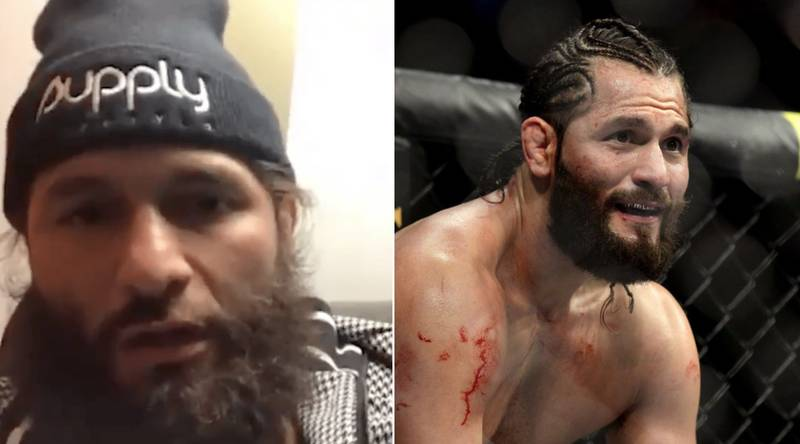 Jorge Masvidal Names Fight He Wants After Usman, Would Be One Of The Biggest In UFC History‬