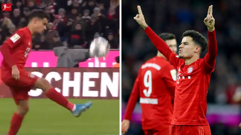 Philippe Coutinho Scores Hat-Trick In World Class Performance For Bayern Munich