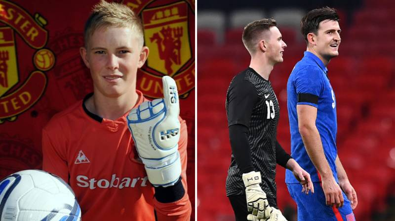 Dean Henderson's Uncle Collects £12,500 After Placing Bet On Him Playing For England