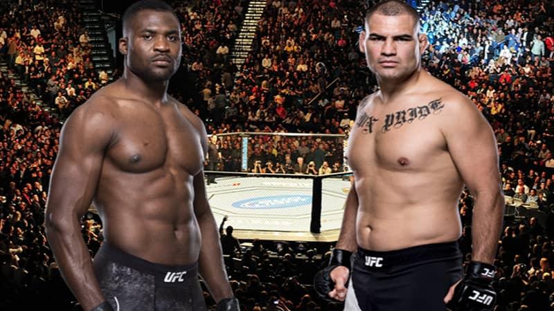 Cain Velasquez Set To Fight Francis Ngannou In Blockbuster UFC Match