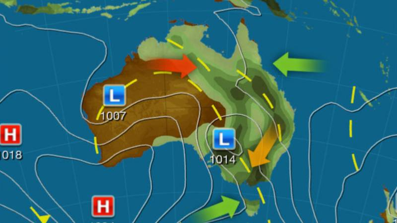 NRL And AFL Grand Finals Bracing For Severe Thunderstorms