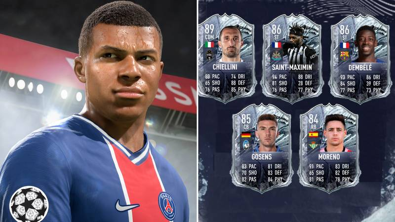 FIFA 21 Players Think EA Sports Have Started To Secretly 'Nerf' Ultimate Team Cards