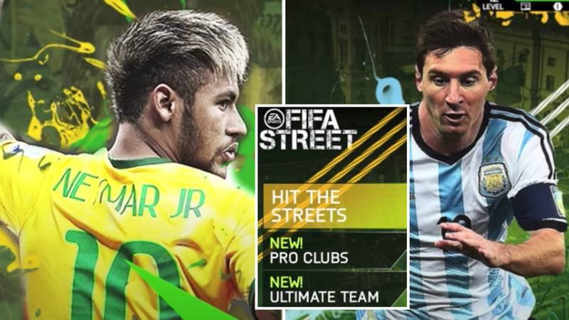Fan's FIFA Street 5 Concept Is Genius And The Sequel We Need Right Now