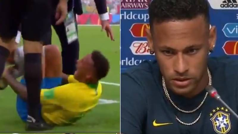 Neymar's Response To 'Embarrassing' Dive Against Mexico Will Really Annoy Football Fans
