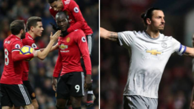 A Theory Emerges Linking Lukaku's Muted Celebrations To Something Ibrahimovic Has Done