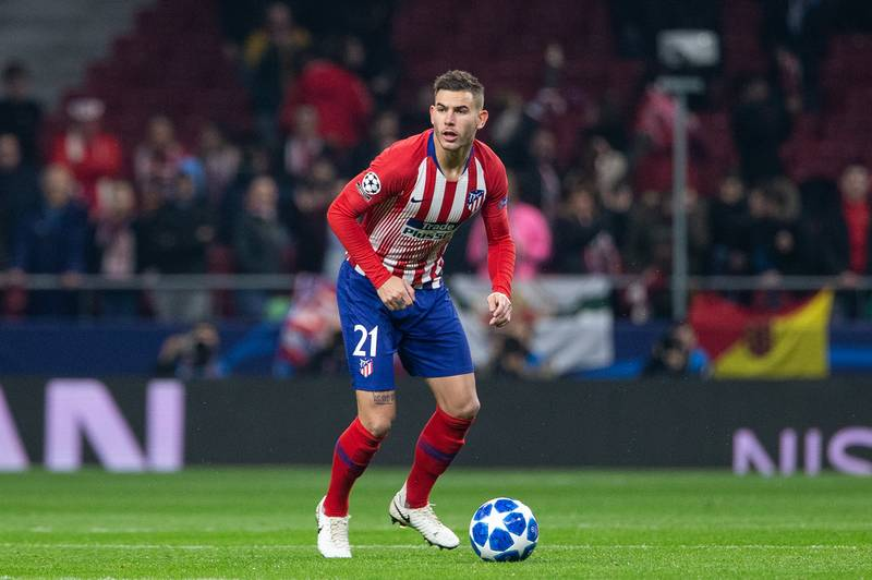 Bayern Munich Break Their Club-Record Transfer To Sign Lucas Hernández From Atlético Madrid