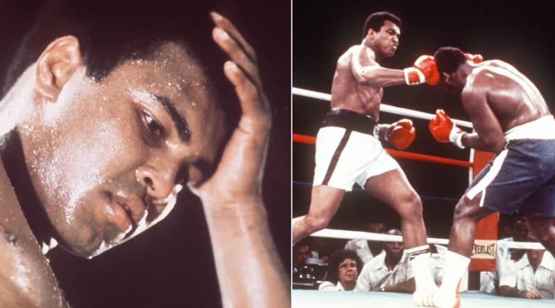 Muhammad Ali Voted The Greatest Boxer Of All Time