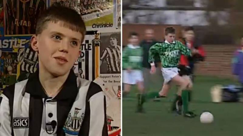 Michael Carrick's First Ever Interview Showed He Was Always Destined To Be A Champion