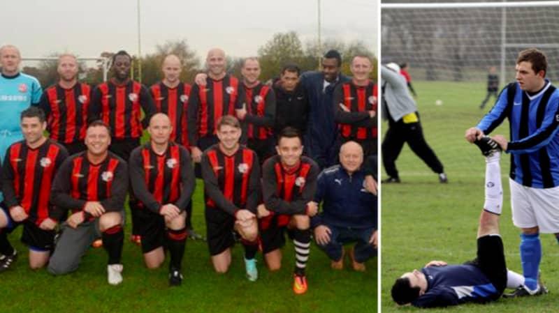 The Best Sunday League Team Ever Has Four Ex Premier League Players