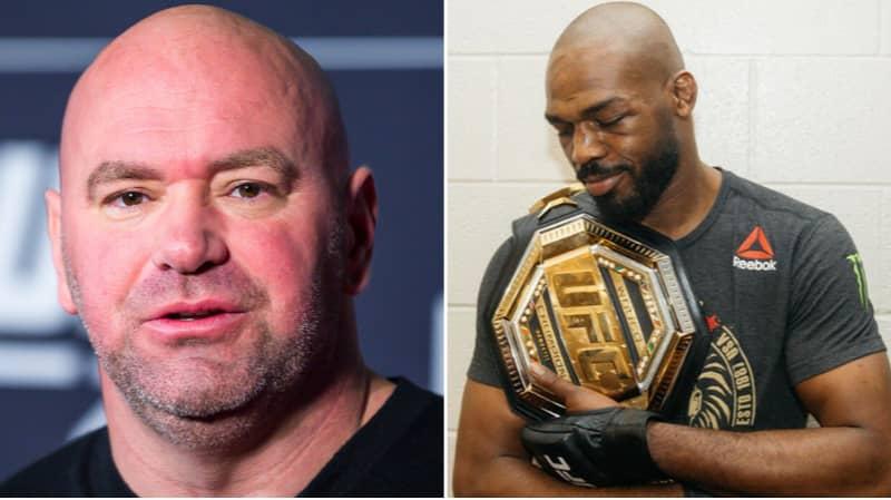 Dana White Finally Responds To Jon Jones Vacating UFC Light-Heavyweight Title