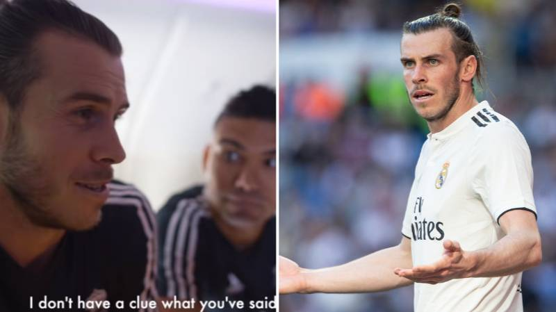 Real Madrid Post Proof Marcelo Is Right About Gareth Bale's Spanish