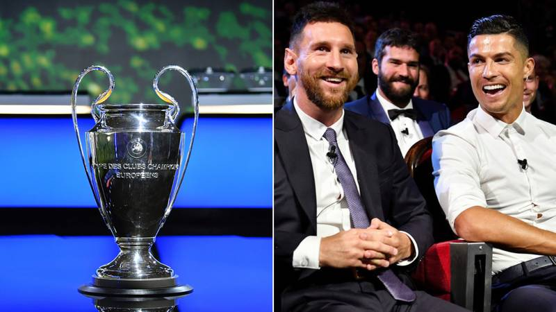 Champions League 2020/21 Group Stage Draw Announced