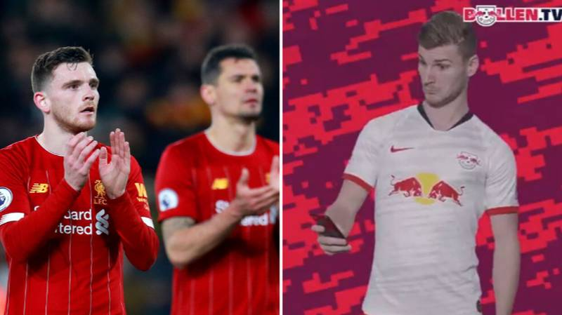 RB Leipzig Respond In Brilliant Fashion To Liverpool's Loss To Watford