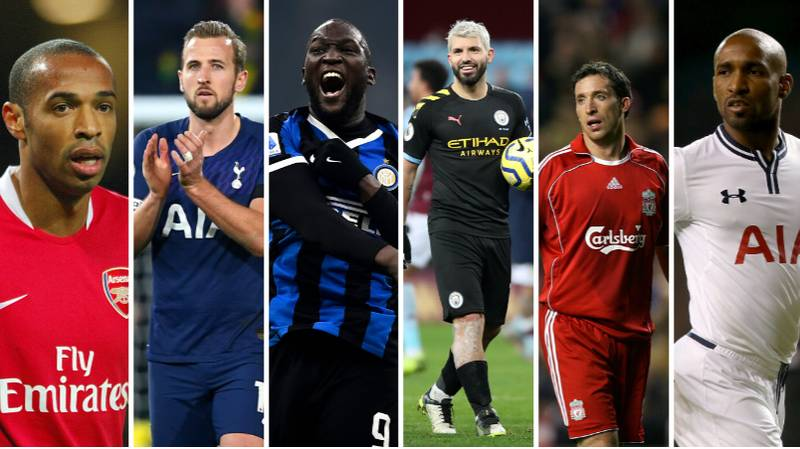 The All-Time Premier League Top Scorers With Their Weaker Foot
