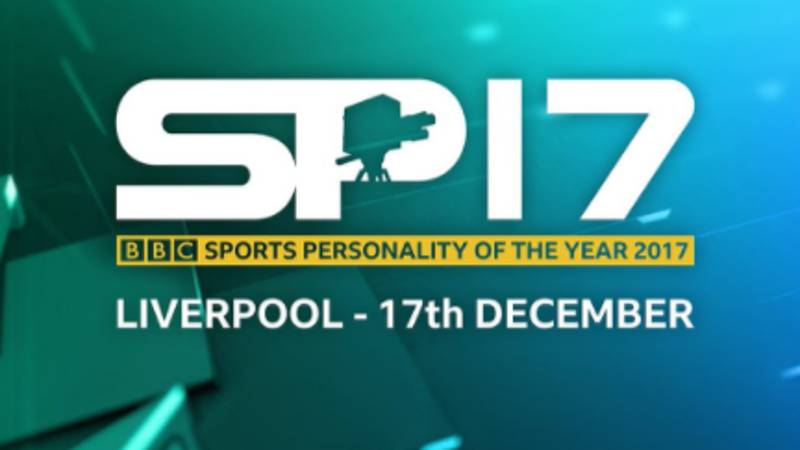 Sports Personality Of The Year 2017 Nominees Announced