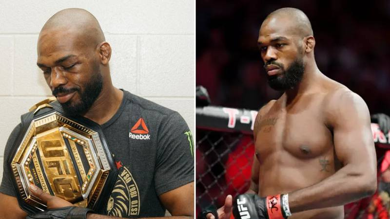 Jon Jones Warned That Stepping Up To Heavyweight Division 'Will Not Be Easy'