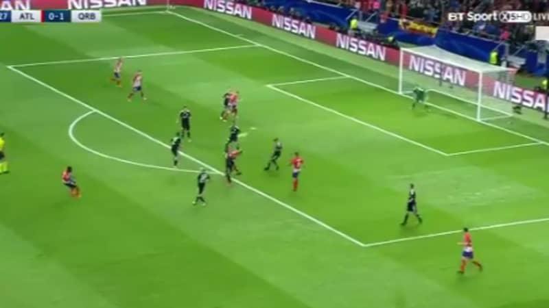 Watch: Thomas Partey Scores 30-Yard Screamer For Atletio Madrid