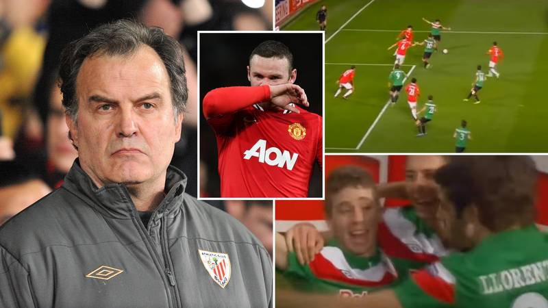 When Marcelo Bielsa's Athletic Bilbao Stunned Manchester United And Played Them Off The Park