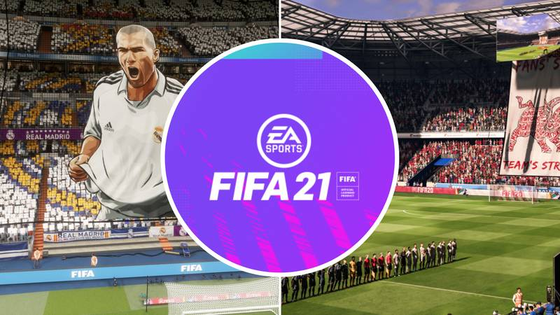 Full Club And Stadium Customisation Is Coming To FIFA 21 Ultimate Team