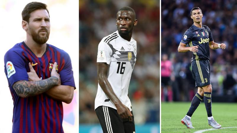 Antonio Rudiger Has An Interesting Take On The World's Best Player