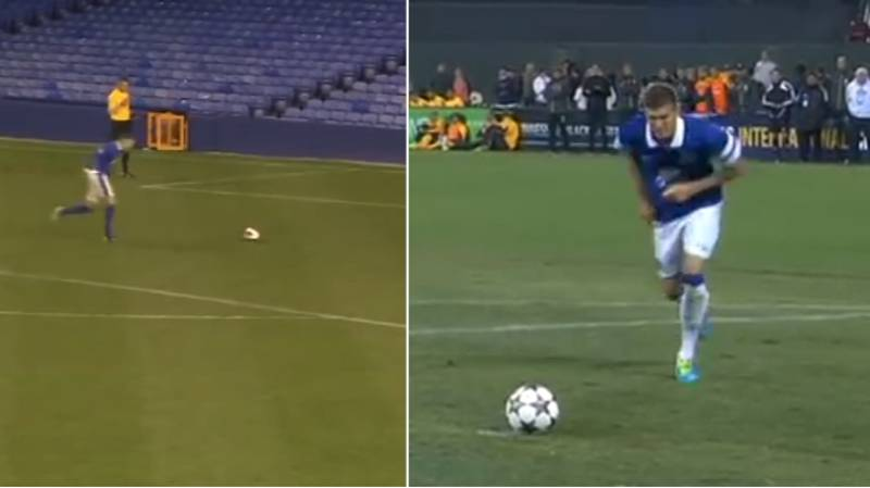Watch: Proof That John Stones Needs To Take A Penalty For England