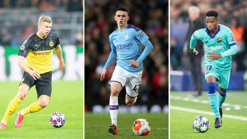 The 100 Player Shortlist For The Golden Boy Award Has Been Revealed
