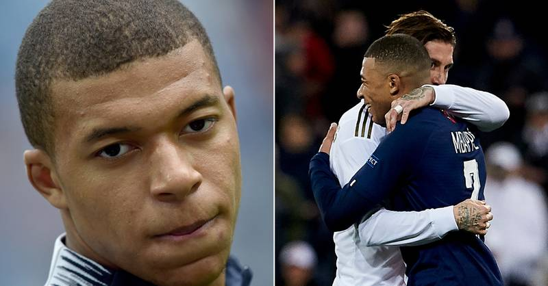 Kylian Mbappe Reportedly Wants To Leave PSG And Join Real Madrid