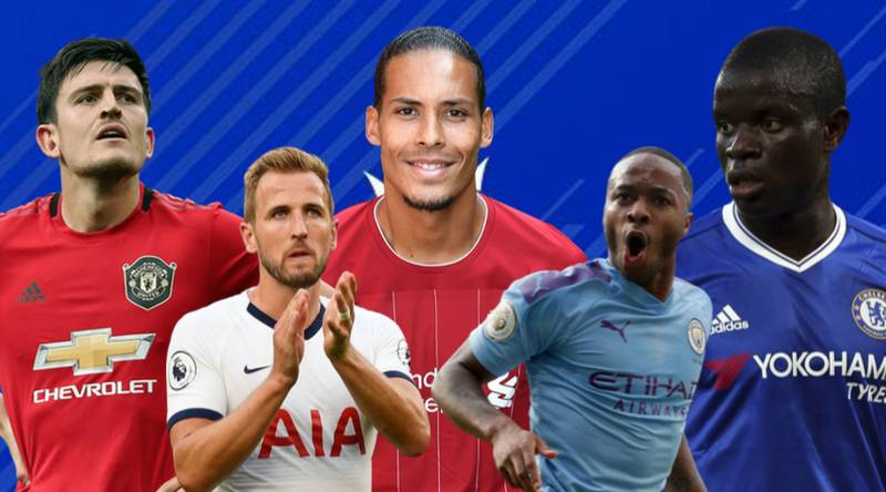 The Top 50 Players In The Premier League This Season Have Been Ranked