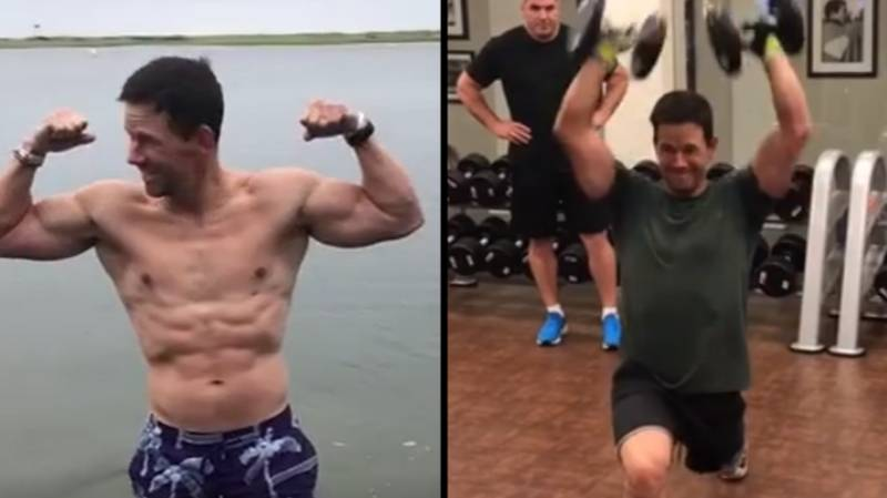 Mark Wahlberg's Daily Workout Routine Is Absolutely Ridiculous