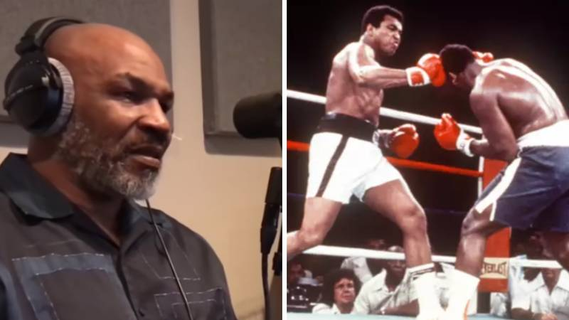 Mike Tyson Emotionally Discusses Muhammad Ali In Remarkable Interview