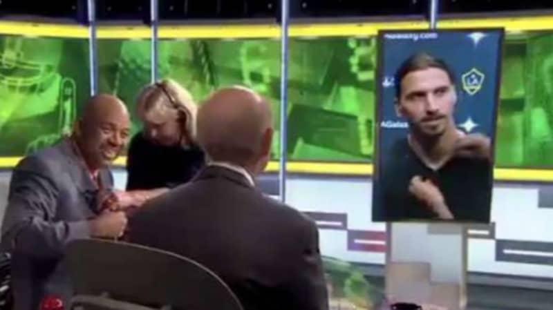Zlatan Ibrahimovic Responds To Interviewer Who Pronounces His Name Wrong