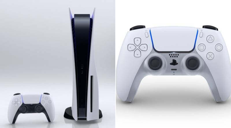 First Look At PlayStation 5 Console Finally Unveiled By Sony