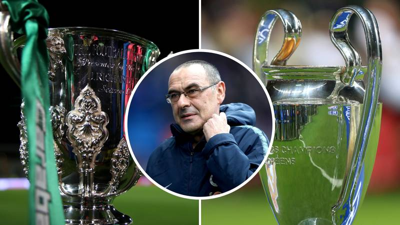 EFL Cup Final Is Harder To Reach Than The Champions League Final, Maurizio Sarri Claims