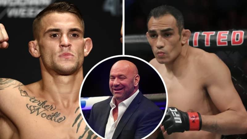 Dana White Reveals Potential Tony Ferguson Vs Dustin Poirier Fight Date, Would Feature On Huge UFC Card